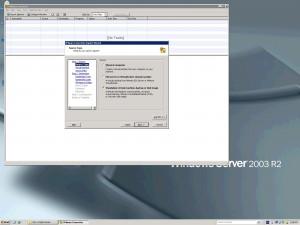 VMware vConverter Restore Step 1