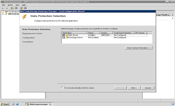 check-mark-sql-server-in-the-ibm-tivoli-storage-fcm