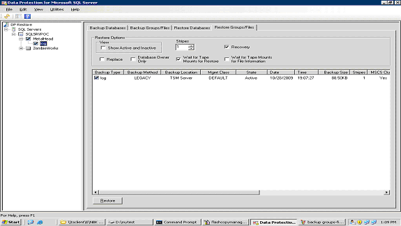 ibm-fcm-tdp-restore-groups-file-sets