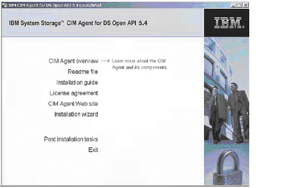 ibm-system-storage-cim-agent-for-ds-open-api-gui-lunchpad