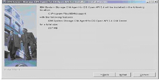 ibm-system-storage-ds8000-cim-agent-setting-confirmation