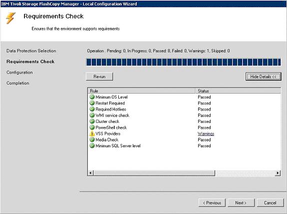 ibm-tivoli-flashcopy-manager-requirements-check